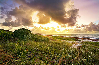 Photograph - Florida Keys Sunrise by Shannon Millsaps