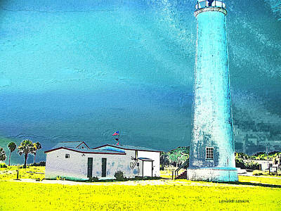 Florida Lighthouse  Art Print
