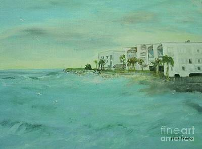 Painting - Florida by Paula Maybery