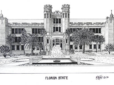 Florida State Original by Frederic Kohli