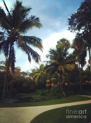 Fort Pierce Photograph - Florida Stroll by Liesl Marelli