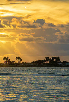 Photograph - Florida Sunset-3 by Marvin Spates
