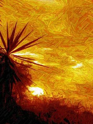Photograph - Florida Sunset by Carolyn Jacob