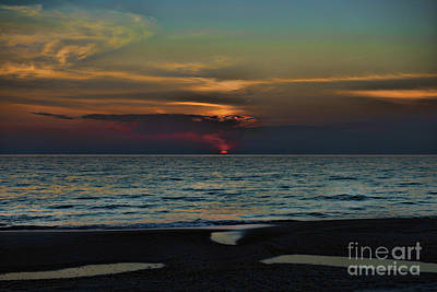 Photograph - Florida Sunset by David Arment