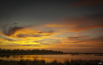 Photograph - Florida Sunset by Philip Rispin
