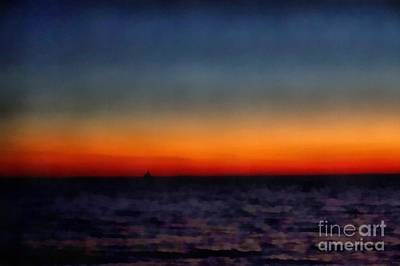Photograph - Florida Sunset by Wendy Fielding