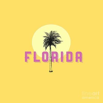 Photograph - Florida Tee by Edward Fielding