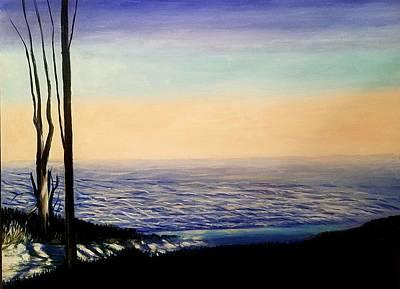 Punta Gorda Painting - Punta Gorda Fl  Left Wanting by Larry Palmer