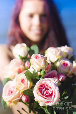 Token Photograph - Florist by Jorgo Photography - Wall Art Gallery