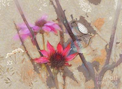 Digital Art - Florus - A2c2k2 by Variance Collections