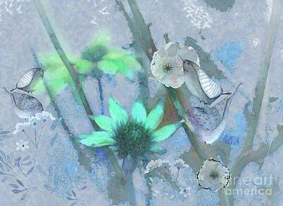 Digital Art - Florus - A2c2k6c3 by Variance Collections