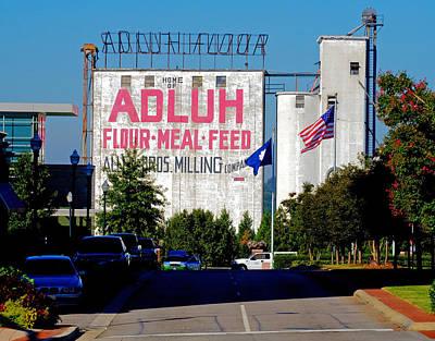 Photograph - Adluh Flour Power by Joseph C Hinson Photography