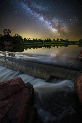 Photograph - Flow by Aaron J Groen