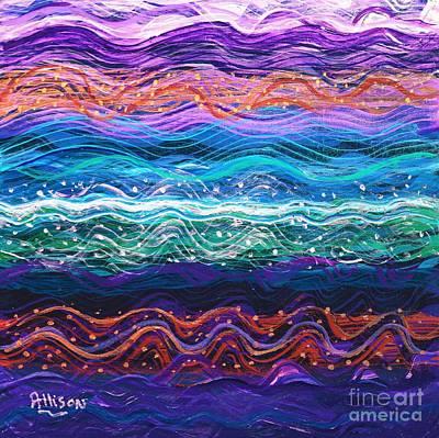 Flow  Original by Allison Constantino