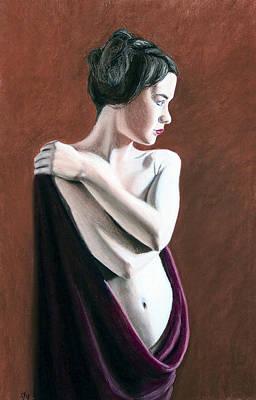Joe Ogle Painting - Flow by Joseph Ogle