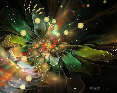 Digital Art - Flow by Kim Redd