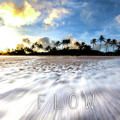 Nature Abstracts Photograph - Flow. by Sean Davey