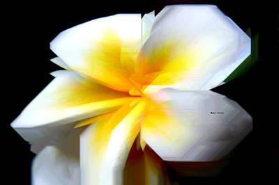 Digital Art - Flower 9210 by Rafael Salazar
