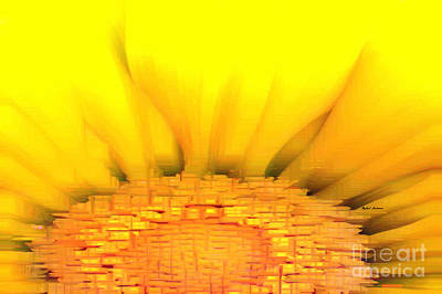Digital Art - Flower 9212 by Rafael Salazar