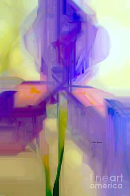 Digital Art - Flower 9215 by Rafael Salazar