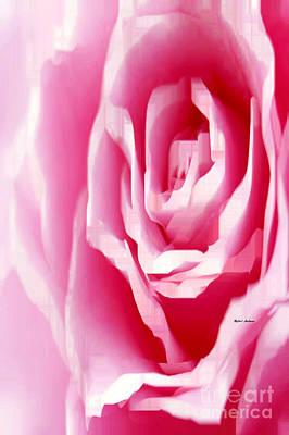 Digital Art - Flower 9216 by Rafael Salazar