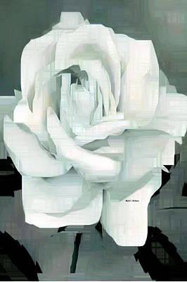 Digital Art - Flower 9217 by Rafael Salazar