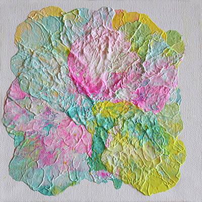 Painting - Flower In Abstract 4 by Deborah Boyd
