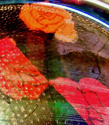 Photograph - Flower Abstract by Stephanie Moore