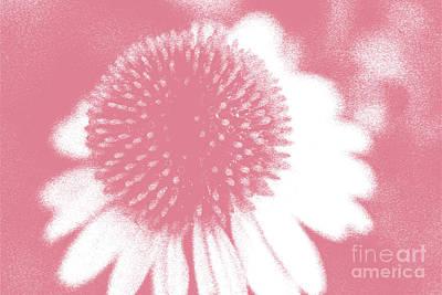 Flower Art Art Print by Lisa Phillips