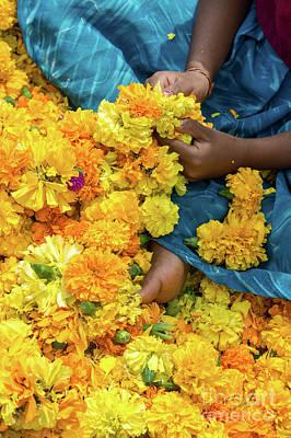 Flower Child Photograph - Flower Child by Tim Gainey