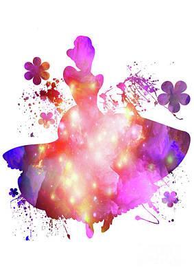 Love Digital Art - Flower  Cinderella  by Prar Kulasekara