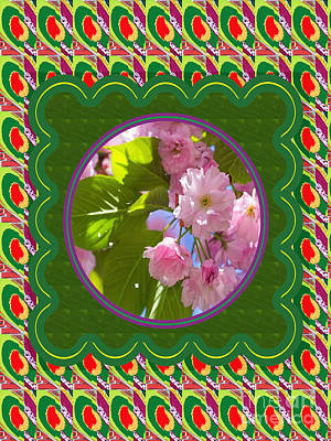 Photograph - Flower Floral Posters Photography And Graphic Fusion Art Navinjoshi Fineartamerica Pixels by Navin Joshi