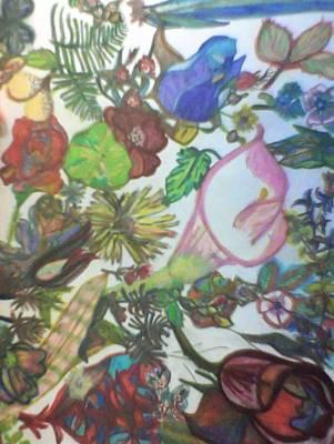 Flower Montage Original