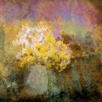 Digital Art - Flower Pot by Jessica Wright