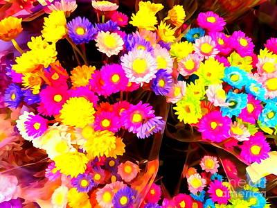 Photograph - Flower Power #13 by Ed Weidman