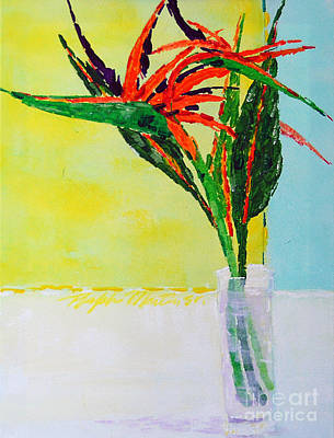 Painting - Flower Power by Art Mantia