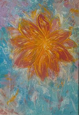 Painting - Flower Power by Judi Goodwin