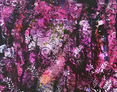 Haight Ashbury Painting - Woodstock by Karla Britfeld