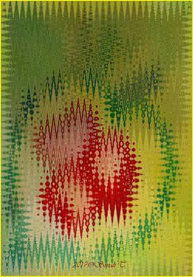 Painting - Flower Ripple by Sonali Gangane