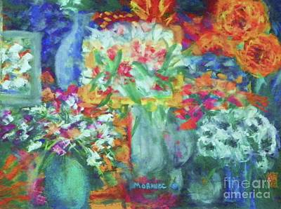 Photograph - Flower Shop by Shirley Moravec