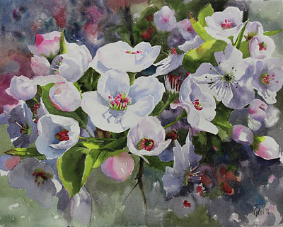 Painting - Flower_13 by Helal Uddin