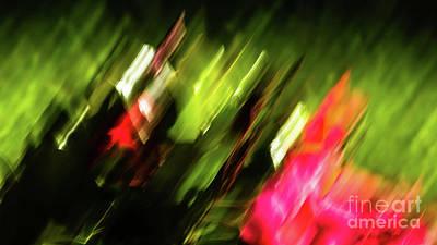 Photograph - Flowerart_01 by Jorg Becker