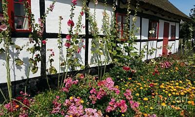 Photograph - Flowergarden by Susanne Baumann