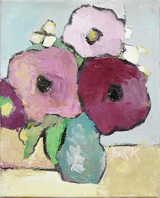 Flowers 1601 Art Print