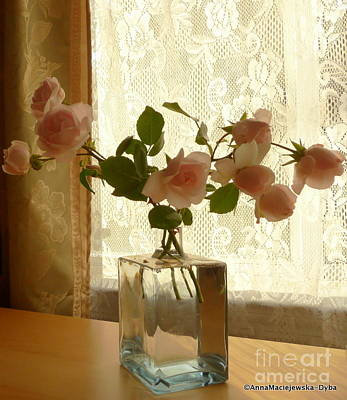 Painting - Flowers Composition 7 by Anna Folkartanna Maciejewska-Dyba
