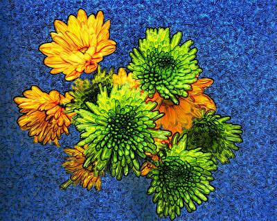 Flowers For Jessica Art Print