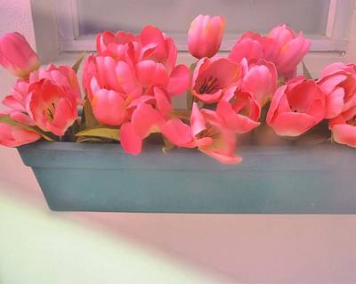 Photograph - Flowers For Mum by Florene Welebny