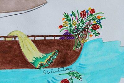Holiday Variant 2 Art Print by Scientila Duddempudi