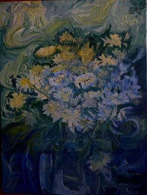 Flowers Original by Tatiana Dekun