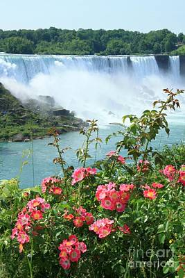 Photograph - Flowery Falls by Frank Townsley